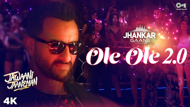 OLE OLE 2.0 Lyrics in English Pdf tanishk bagchi amit mishra