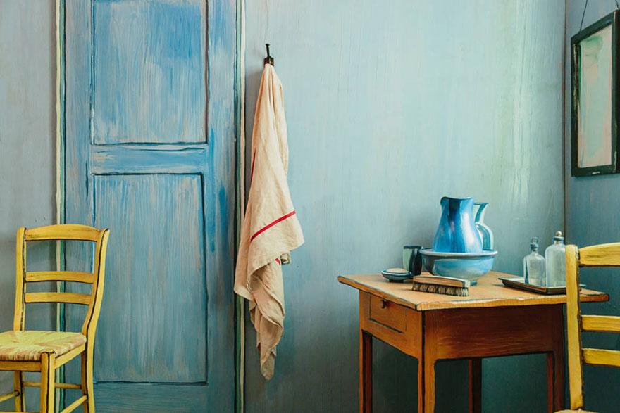 KitschMacu: Airbnb y Van Gogh un hospedaje artístico en Chicago