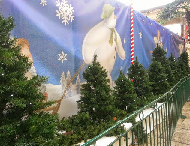 The intu Trafford Centre The Snowman and The Snowdog Christmas Grotto review