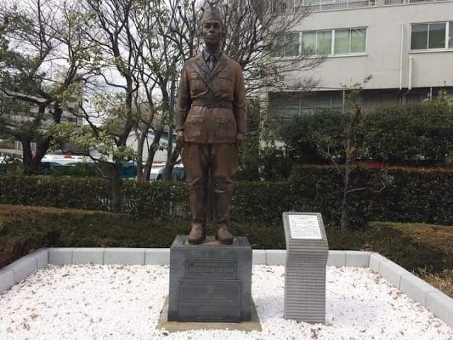 Ada Patung Jenderal Besar Sudirman di Negara Jepang
