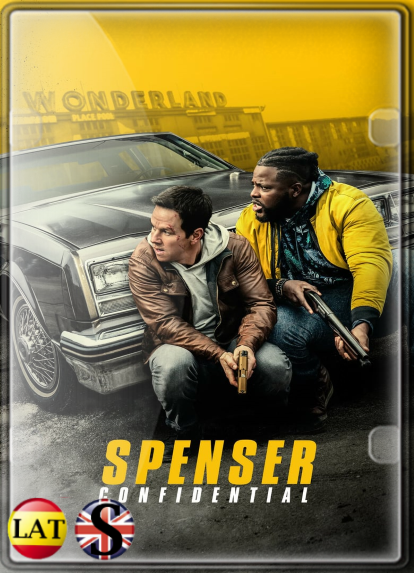 Spenser: Confidencial (2020) HD 1080P LATINO/INGLES