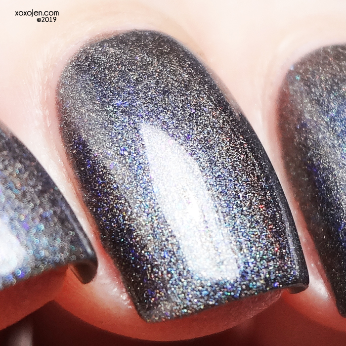 xoxoJen's swatch of Girly Bits Steel My Heart