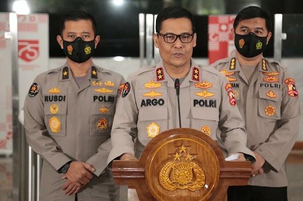6 Anggota Polres Balikpapan Jadi Tersangka Kasus Penganiayaan Herman