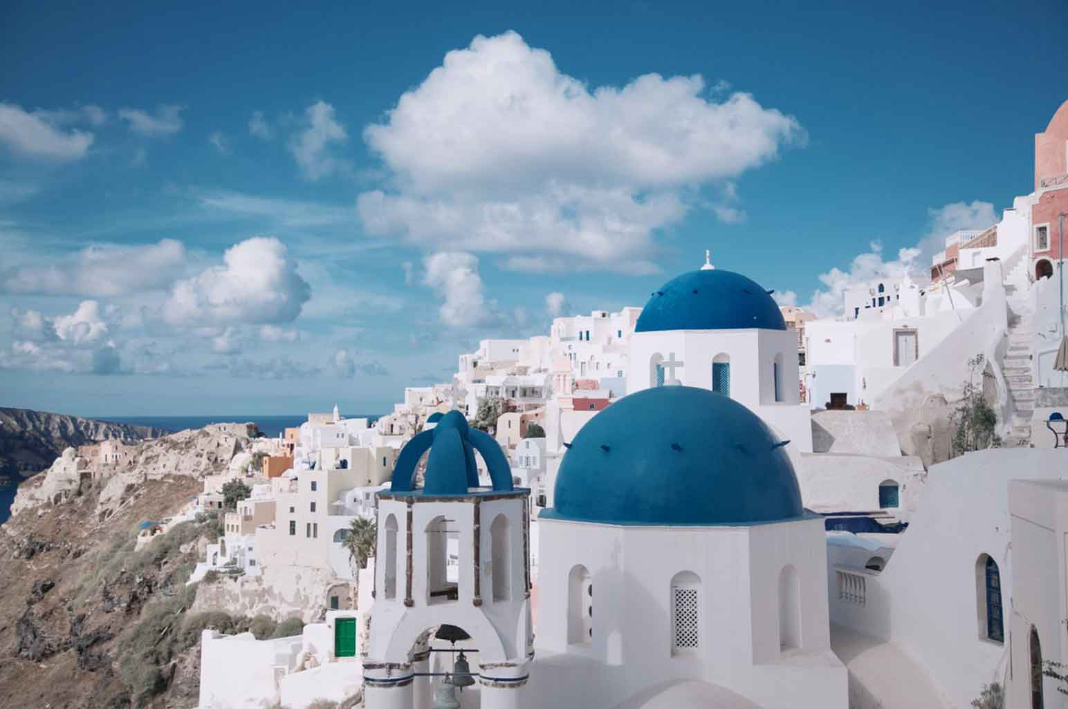 Discover Greece: Top 10 Places You Need to Visit in Greece - Santorini