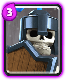 Carta Guardas de Clash Royale - Cards Wiki