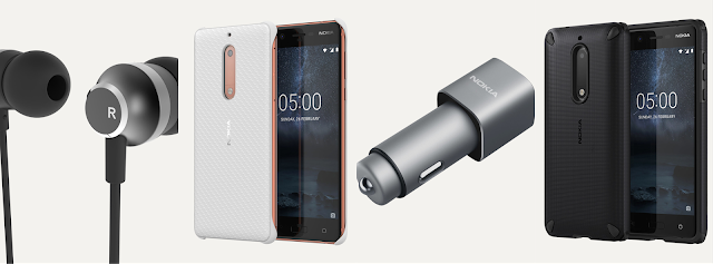 Nokia Accessories launched