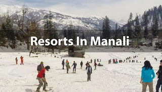 Resorts In Manali