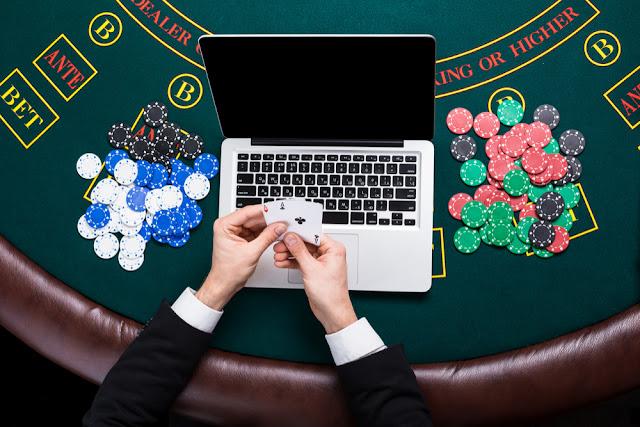 Online poker is an intellectual gambling form