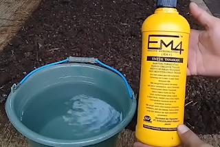 EM4 untuk fermentasi