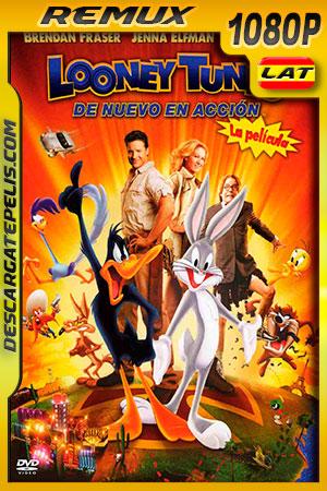 Looney Tunes: De nuevo en acción (2003) 1080p BDRemux Latino – Ingles