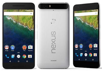 Harga dan Spesifikasi Huawei Nexus 6P