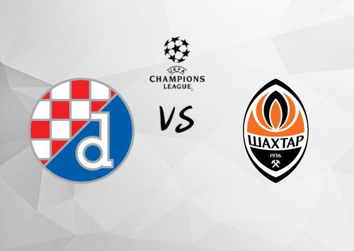 Dinamo Zagreb vs Shakhtar Donetsk  Resumen