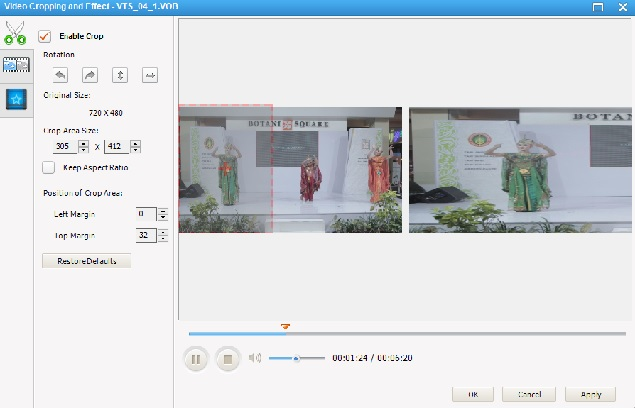 Cara Cropping Video Dengan Software Gratisan (Any Video Converter)