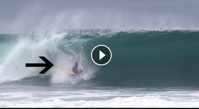 The Truth About Surf Wipeouts