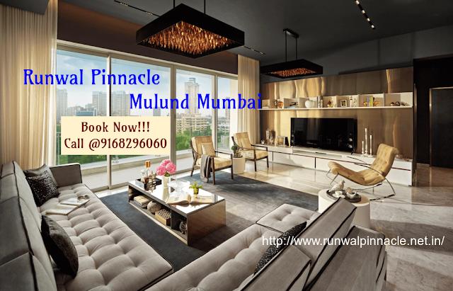 Runwal Pinnacle Mumbai Bedroom