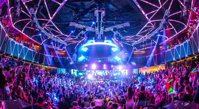 Best nightclubs in Las Vegas