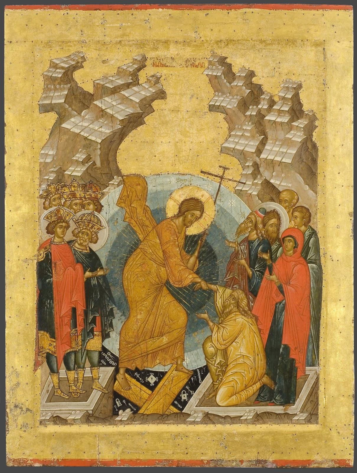 Descida ao inferno e a Ressurreição de Cristo