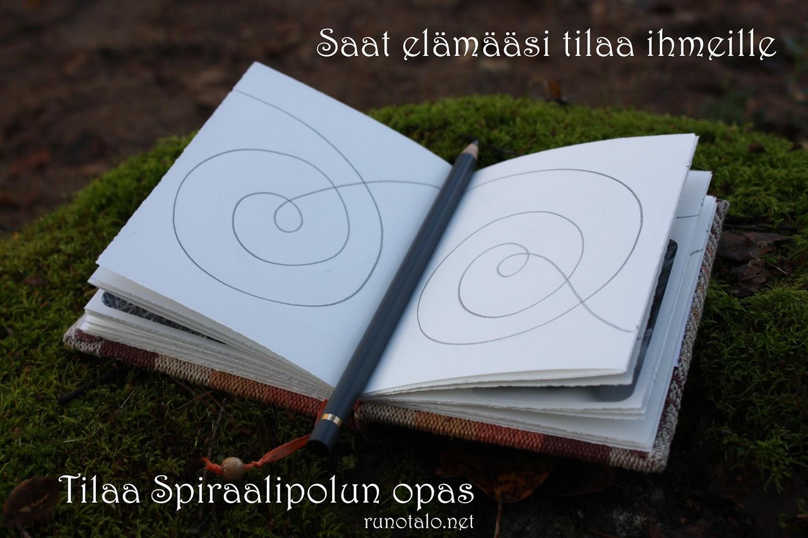 Tilaa Spiraalipolun opas