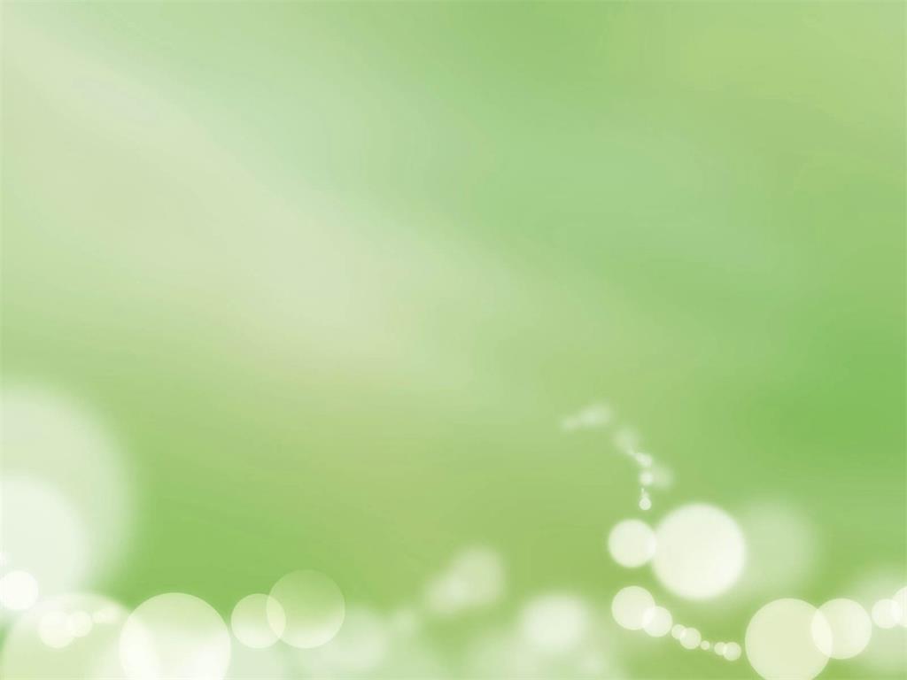 绿色淡雅PPT背景图片