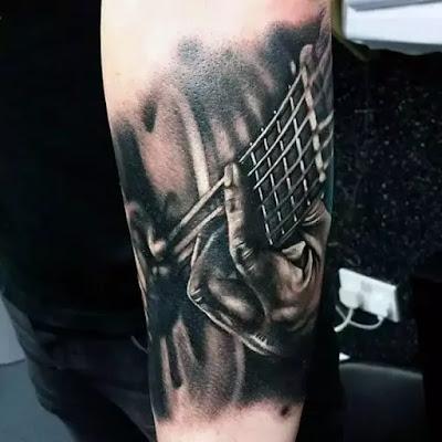 Tattoo Com Mandala Music Forearm Tattoo
