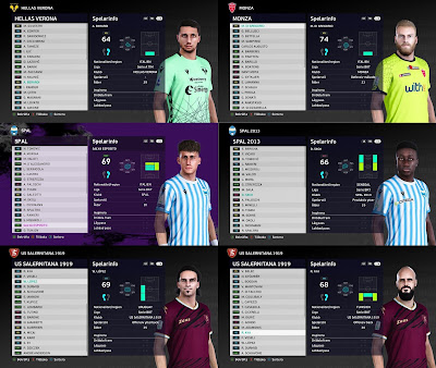 PES 2021 Facepack by Random Facemaker