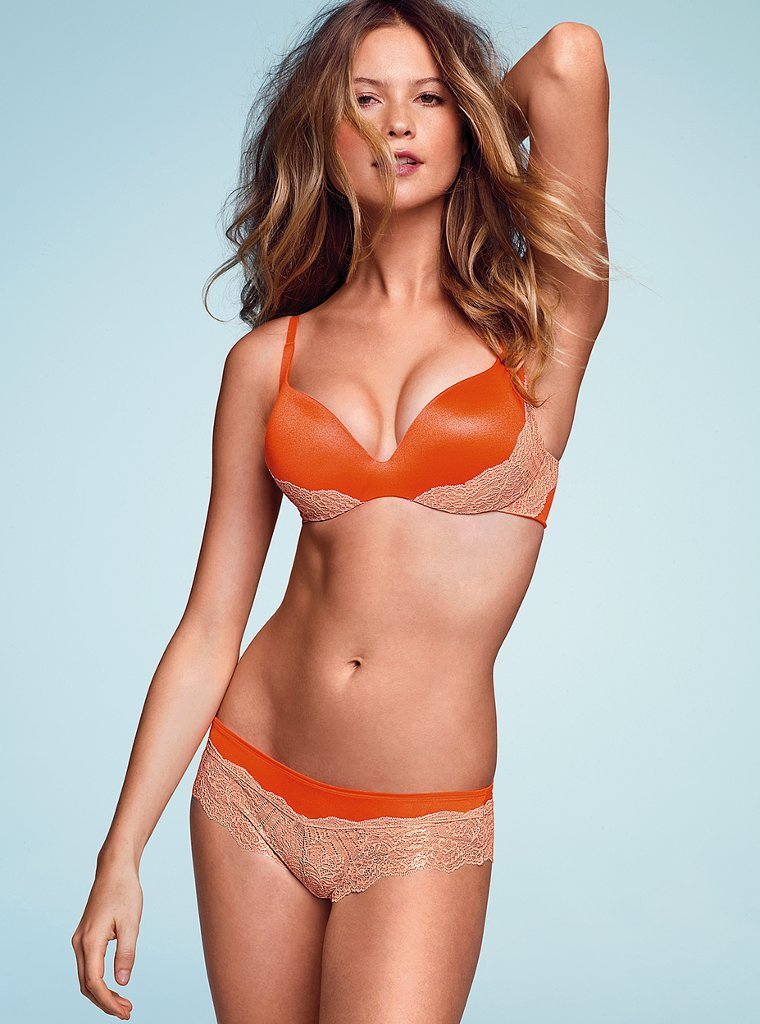 Pretty Wallpapers For Fall Victoria S Secret 2012 Sexy Behati Prinsloo Pics