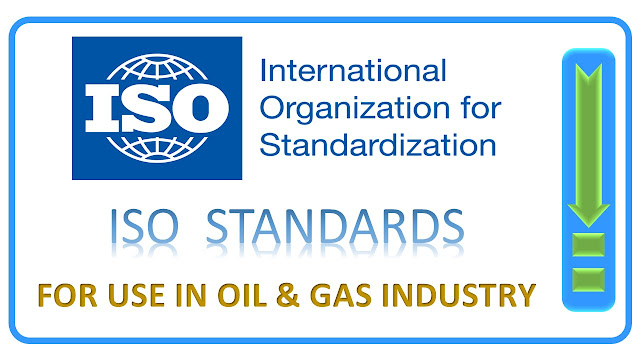 ISO standards for use in oil and gas industry |ABNT, ANSI, API, AS, BSI, CSA, NORSOK, NF, GOST, SAC