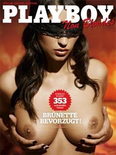 Revista Playboy Alemania Special Edition-Non Blondes 2015 PDF Digital
