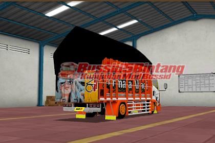 Mod Bussid truck New Rollis bak terpal