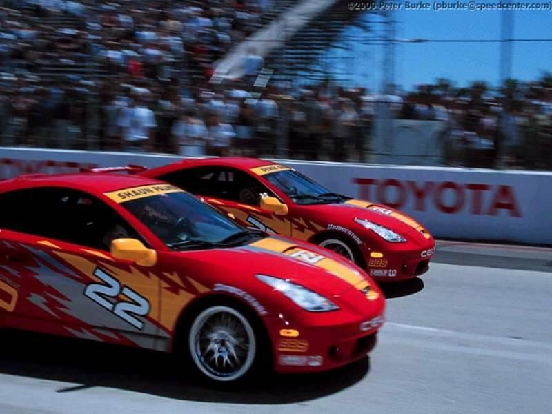 Daily Turismo: Pro Celebrity Long Beach Grand Prix: 2000 ...