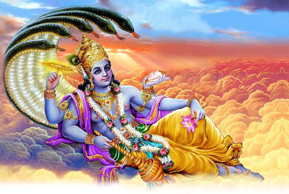 Bhagwan Vishnu Biography In Hindi-भगवान् बिष्णु की जीवन कथा