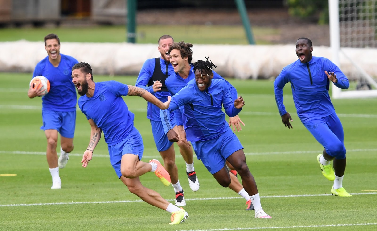 Photos From Chelsea FC Players Trainings Today - Everything You Should ...