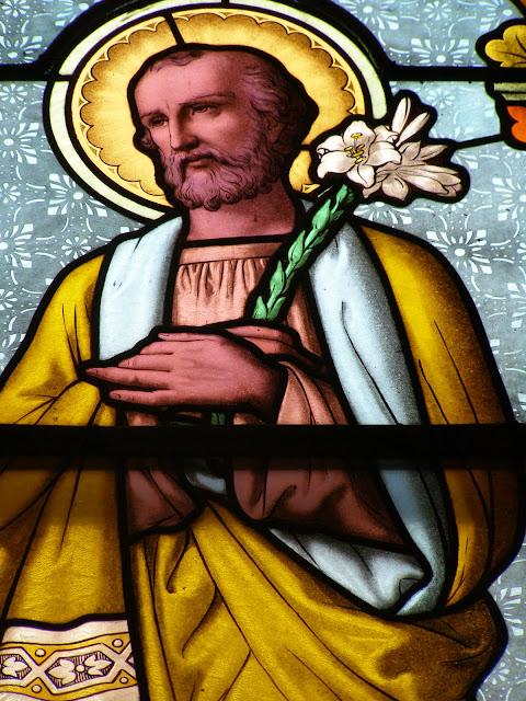 Joseph, église de Saint-Etienne le Molard ©Défrade