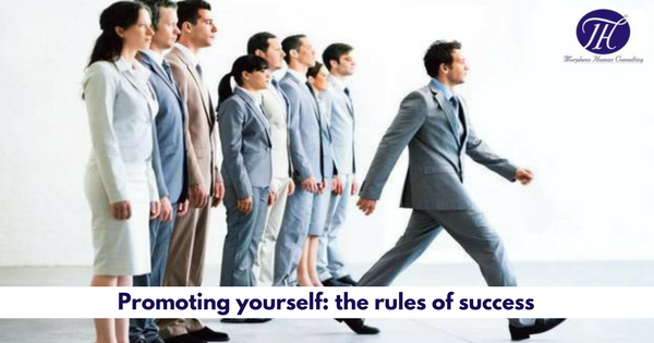 Promoting yourself: the rules of success - Morpheus Consulting