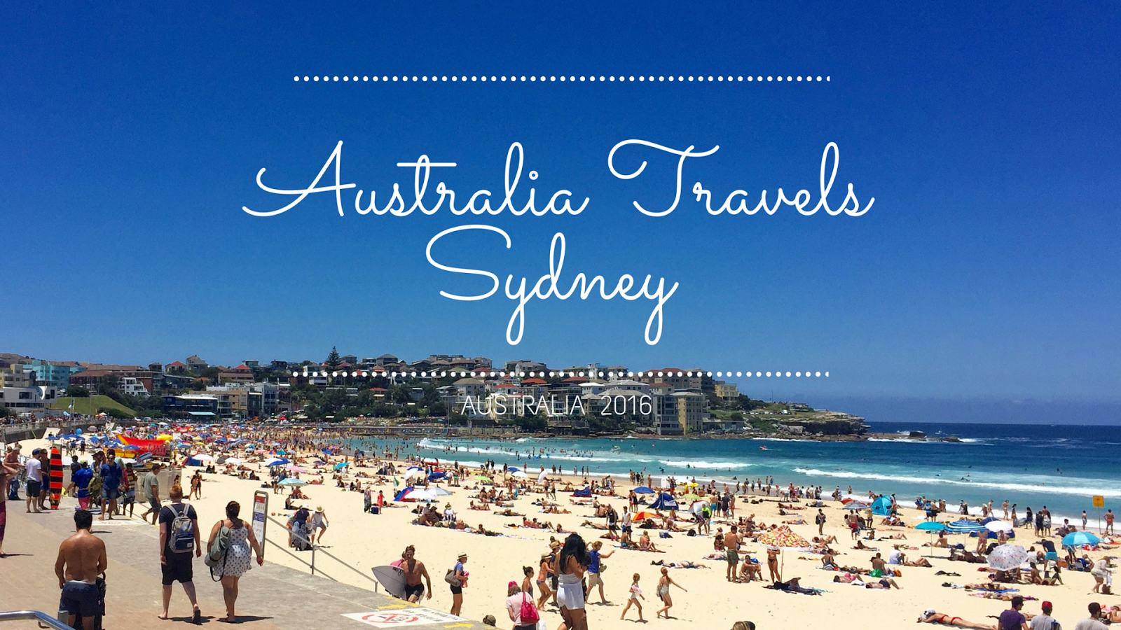 Australia Travels - Things To Do In Sydney