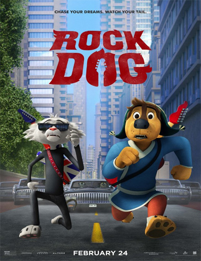 Ver Rock Dog (2016) Online