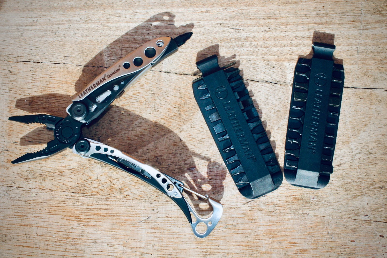 Stainless Steel Multitool with Bits and USA Olympic Case