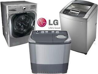 Daftar Harga Mesin Cuci LG Murah Terbaru