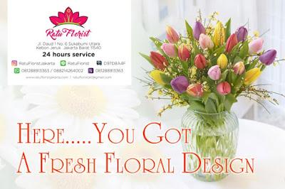 Florist Terbaik, Berikut Jenis Layanan Toko Bunga Tangerang