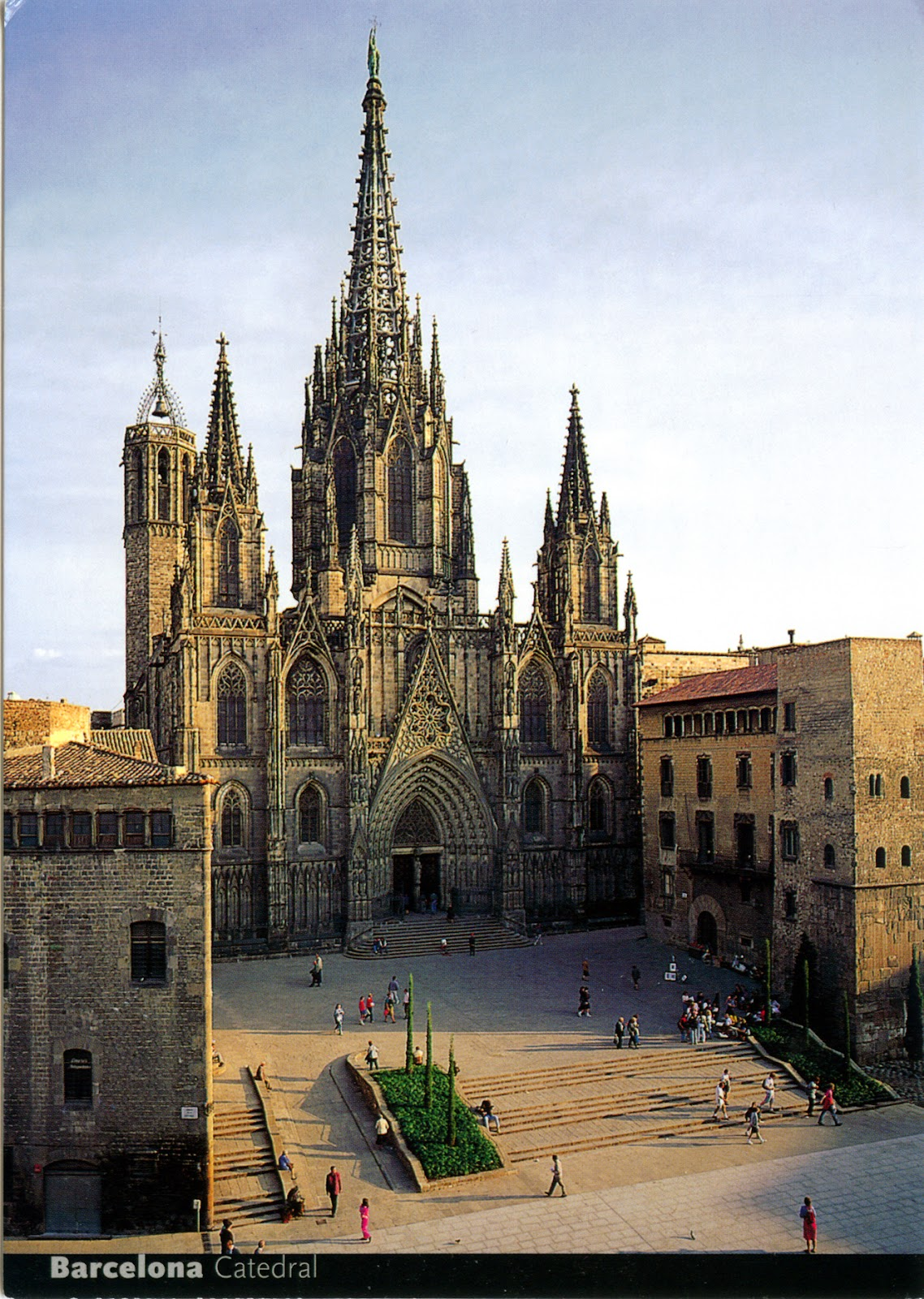 World Come To My Home 0298 0469 Spain Catalonia