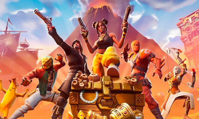Fortnite 9.40 brings back Tactical Shotgun and implements Bluetooth microphone support on iOS