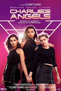 GIVEAWAY - 40 admit-2 passes for Charlie's Angels, 11/12 at Emagine Royal Oak {ends 10/29}
