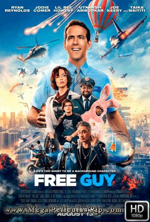 Free Guy 1080p Latino