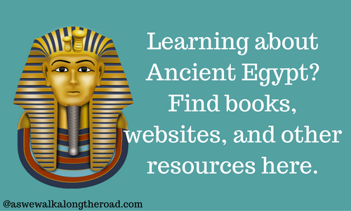 Resources for studying Ancient Egypt
