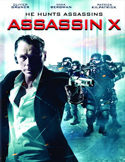 Assassin X (The Chemist) (2016)