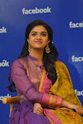 keerthi suresh at facebook office-thumbnail-9