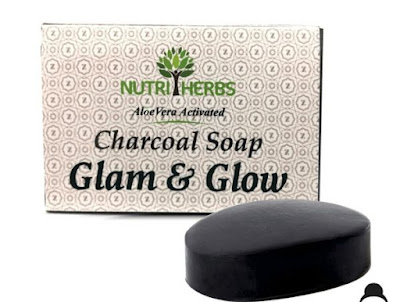 Charcoal Soap For Fair Skin