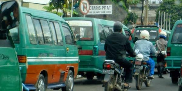 Rute Trayek Transportasi Umum Bandung Soreang & Sekitarnya
