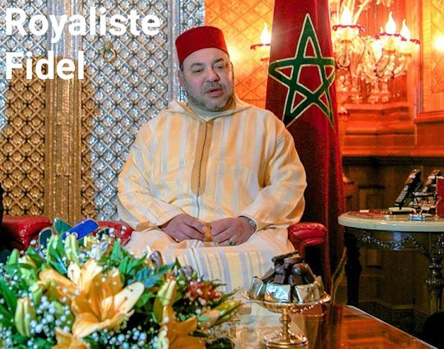 برقية ولاء وإخلاص مرفوعة إلى جلالة الملك محمد السادس نصره الله  من رئيس مجلس النواب