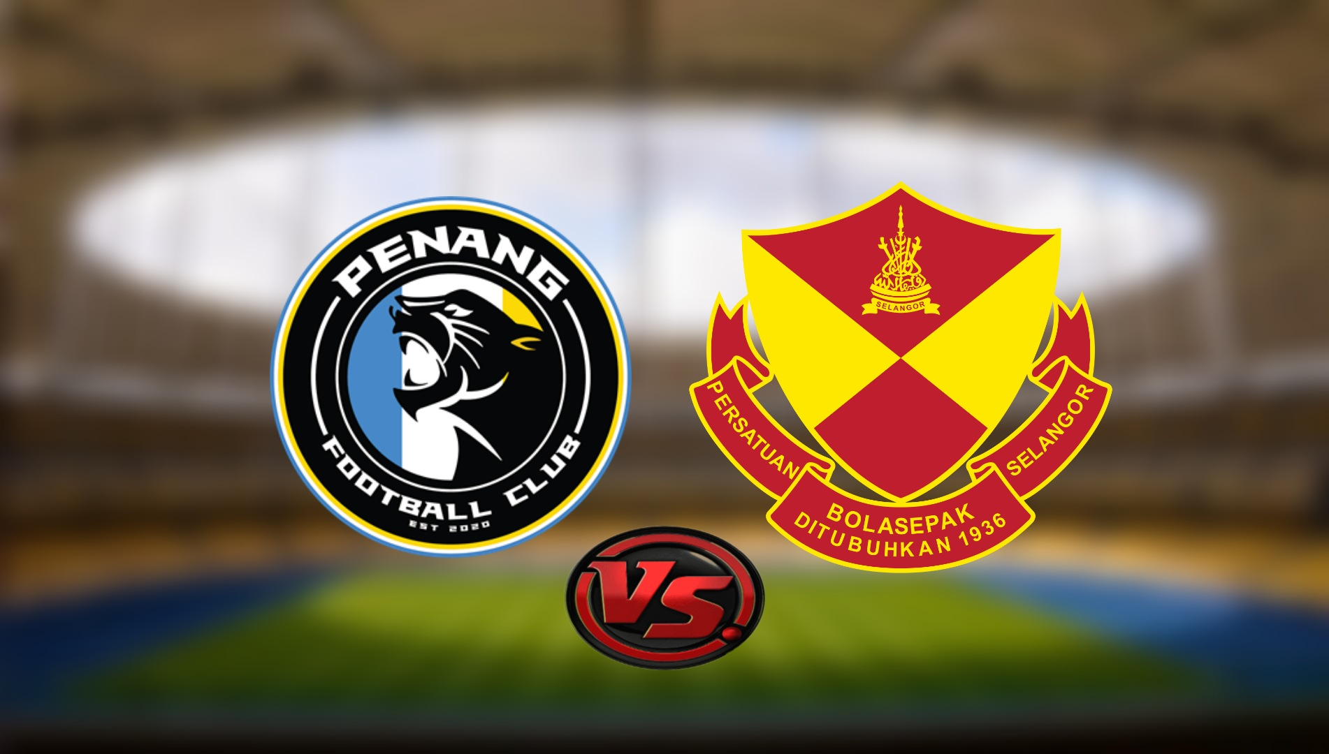 Live Streaming Penang FC vs Selangor FC Liga Super 31.7.2021